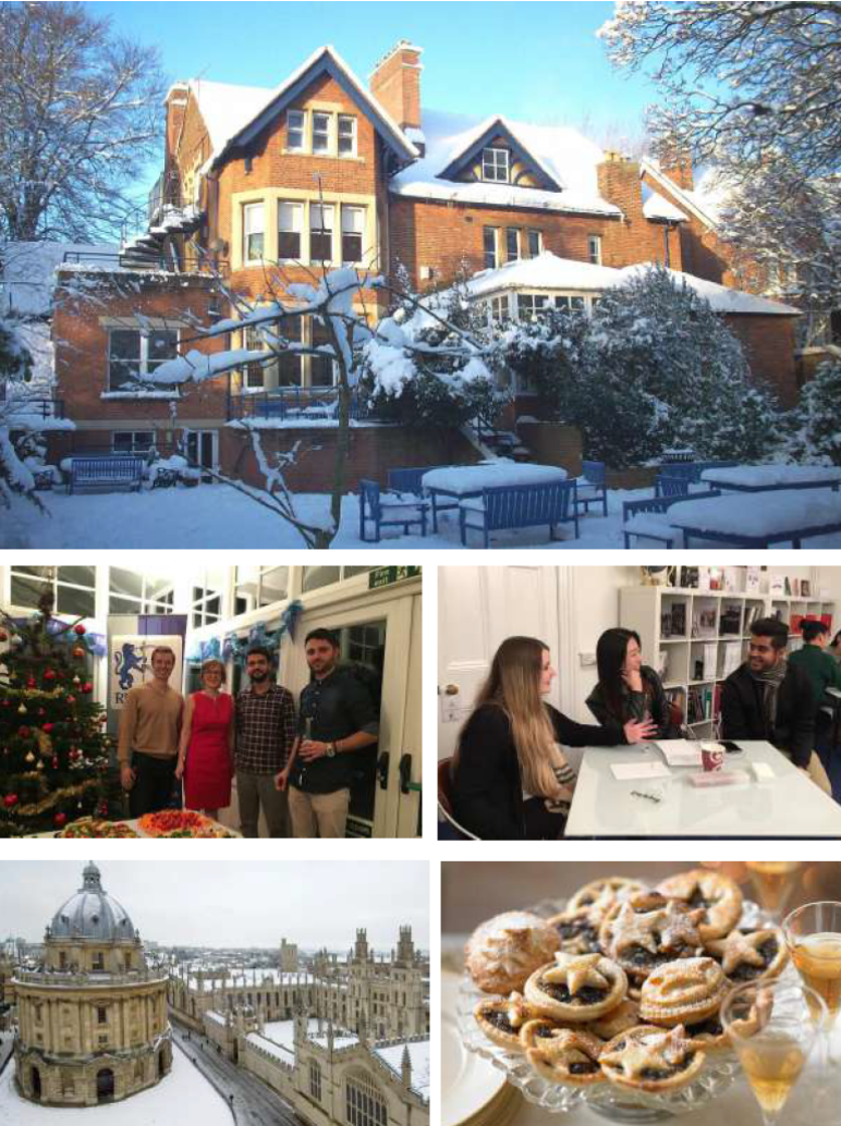 Christmas at Regent Oxford