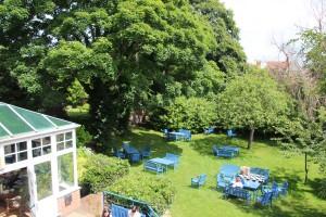 Regent school garden