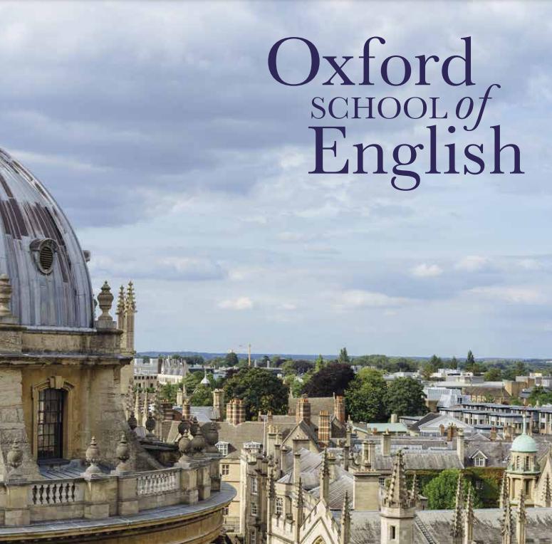 Oxford School of English